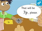 KS1 MONEY - Coins and Shopping