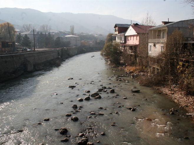 Journey to Georgia: Akhaltsikhe: Where We Live