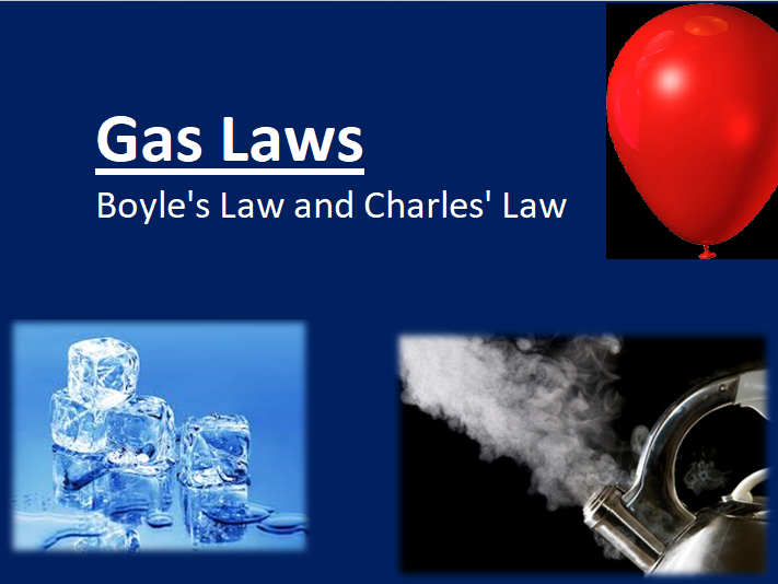 Gas Laws Worksheet - AQA 9-1 new syllabus KS4 Higher Tier Separate Science - With answers!