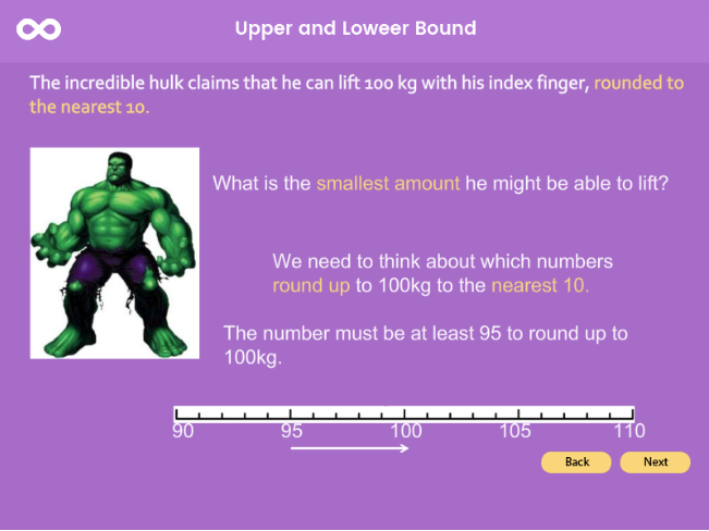 Upper and Lower Bounds - GCSE Higher