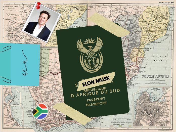 DT Elon Musk - Booklet