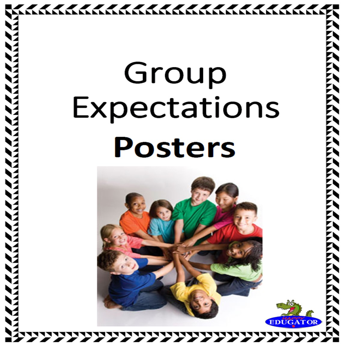 Group Expectations - Back to School Posters