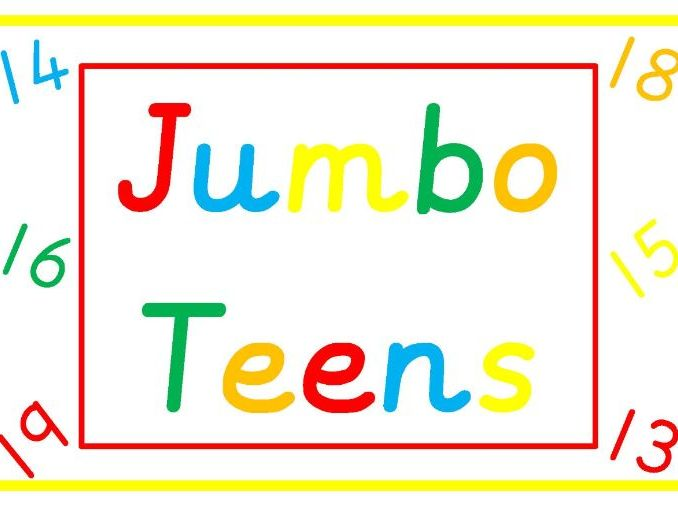 Jumbo Teens Bundle