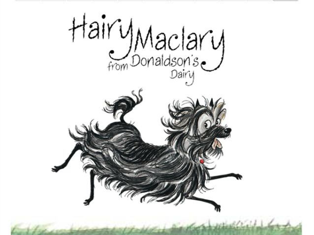 Hairy Maclary poetry resource pack- KS1- verbs, rhyme, alliteration and -ing suffix focus