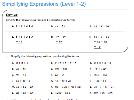 Exponents - Simplifying Expressions | Ace My Math Course