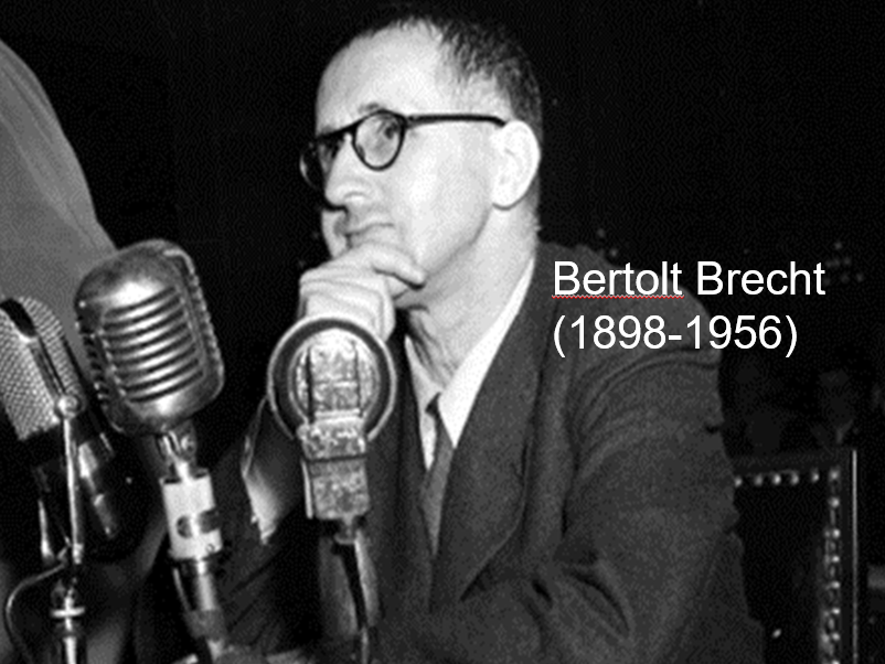 Brecht Lesson Powerpoint