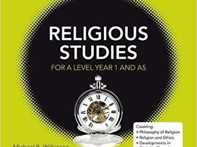 OCR A level Religious Studies Year 1 Religion and Ethics NOTES