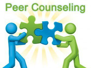 PSYCHOLOGY A LEVEL: What is peer counselling? FULL LESSON/COURSE BUNDLE