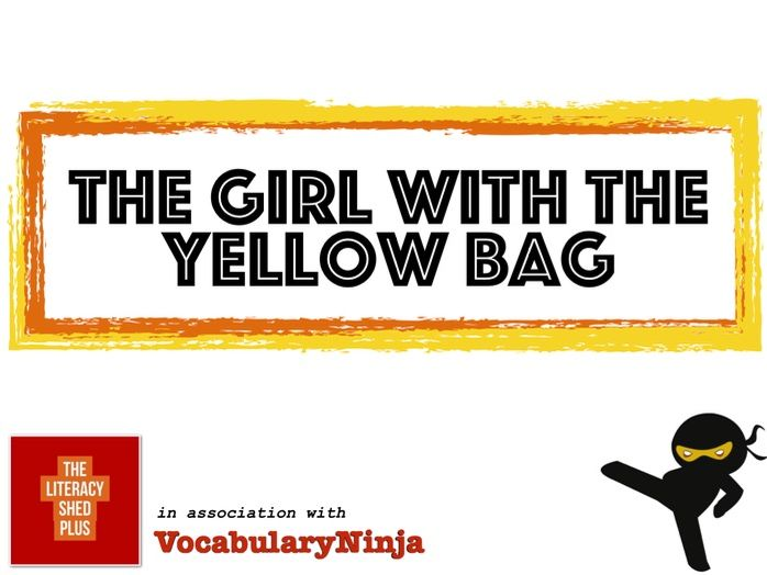The Girl with the Yellow Bag