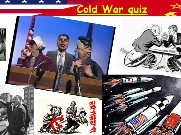 Cold War quiz and answers set to iconic songs