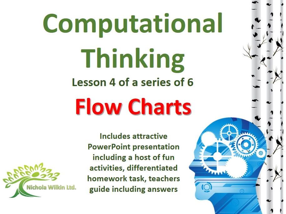 Flow Charts (Computational Thinking Lesson)