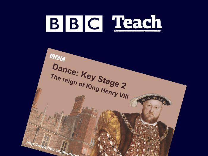 KS2 History and Dance - Tudor dance