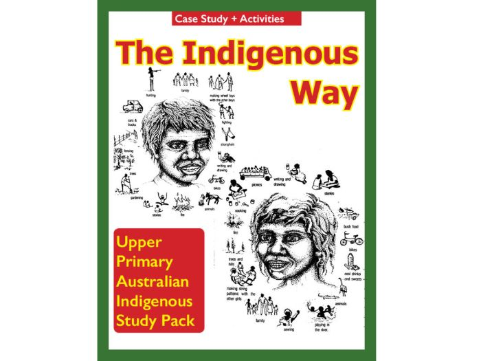 The Indigenous Way - An Australian Aboriginal Case Study and Activities
