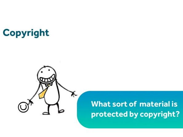 Video How-To: Basics of copyright law