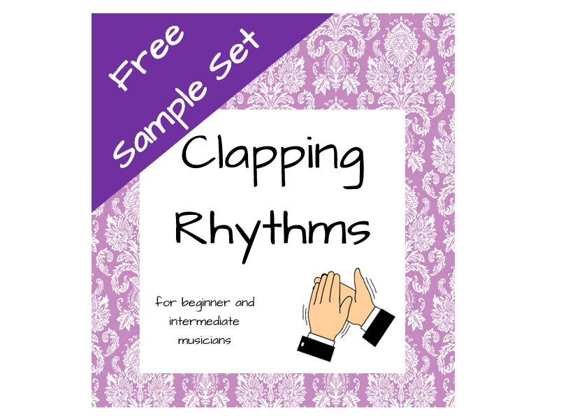 Clapping Rhythms Sample Set