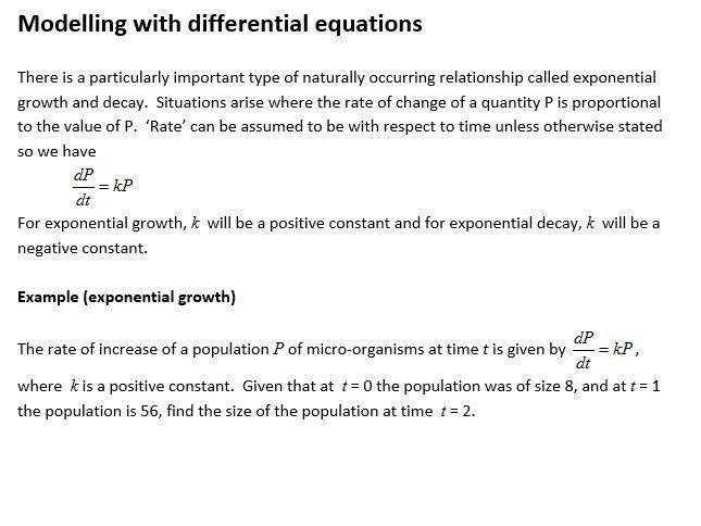 Edexcel New Linear Maths A Level Year 2 Topic 11: Integration