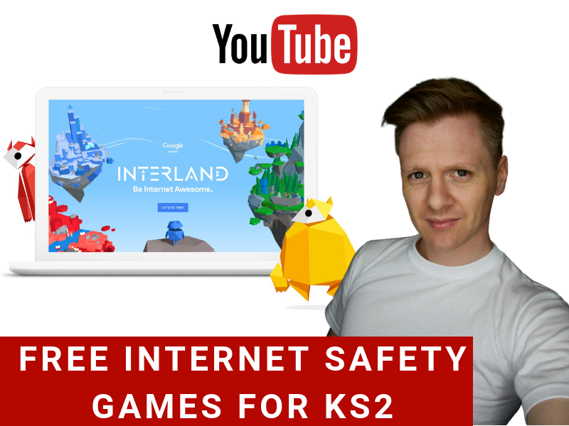 WHOLE SCHOOL INTERNET SAFETY | FREE GOOGLE ASSEMBLY | GOOGLE INTERLAND GAMES