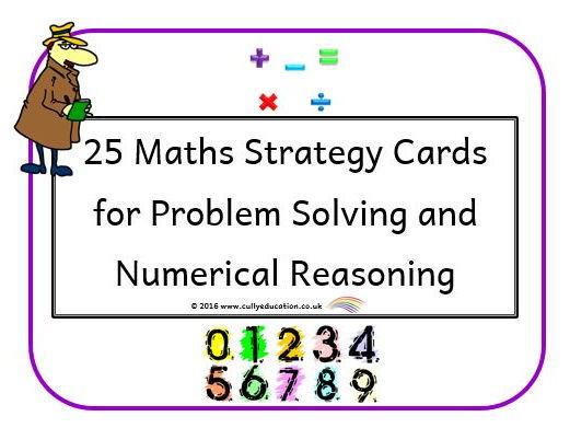 math problems solving