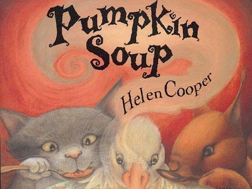 Pumpkin Soup planning - Year 3