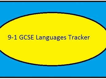 9-1 KS4 GCSE Languages Tracker