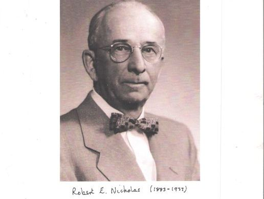 Robert E. Nicholas - a successful Christian businessman