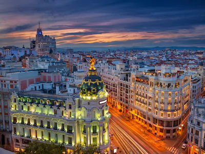 Booklet for GCSE/A level Spanish students to fill in on a cultural school trip to Madrid