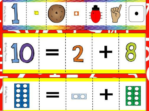 Match It Make - Numbers to 20