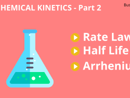 IB/ AS level / Edexcel K12- Chemistry Chemical Kinetics Practice sheet