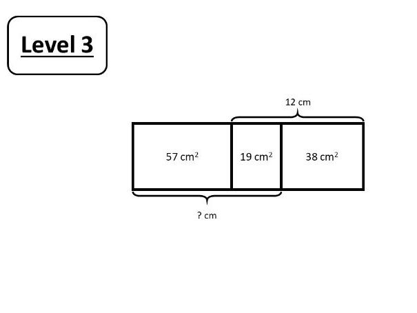 Area Puzzles: Logic and Reasoning Resource