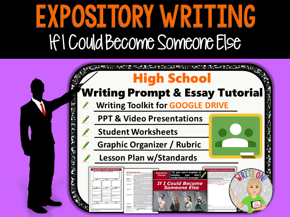 interactiive expository essay lesson Preparing our students for staar english eoc success expository writing mini-lessons •a course of study: essays.