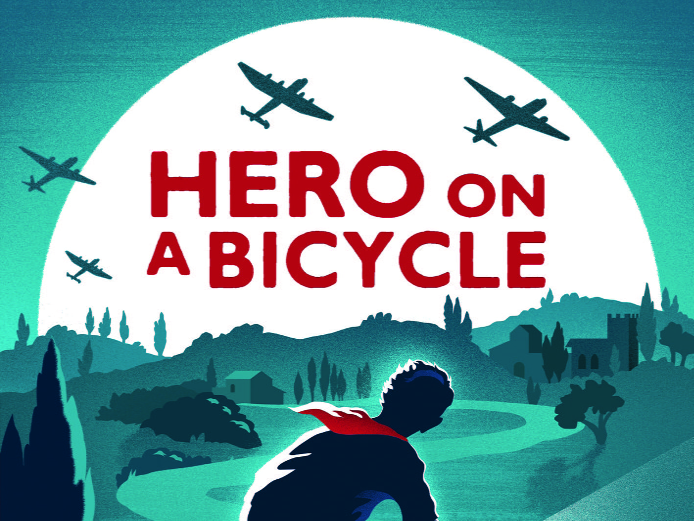 Hero on a Bicycle by Shirley Hughes : Guided Reading Plans and Independent Learning Contracts