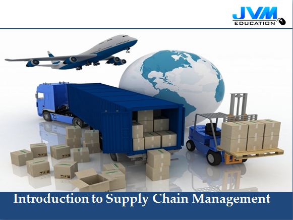 Supply Chain Management - A complete Analysis