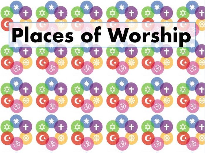 Places of worship assembly