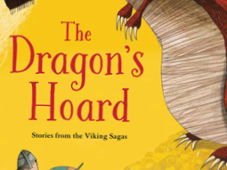 Viking stories: The Swan Warrior from The Dragon's Hoard Viking Sagas.