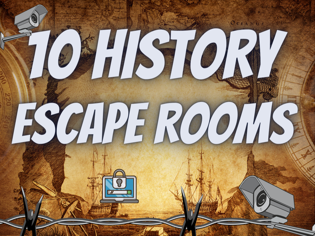 History Escape Rooms End of Year