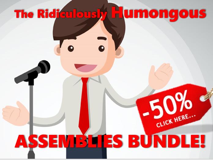 The Ridiculously Humongous Assemblies Bundle!