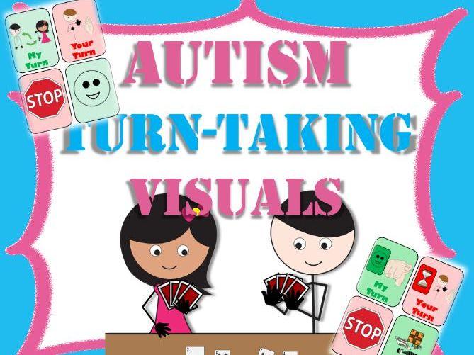 Autism Turn-Taking Visual