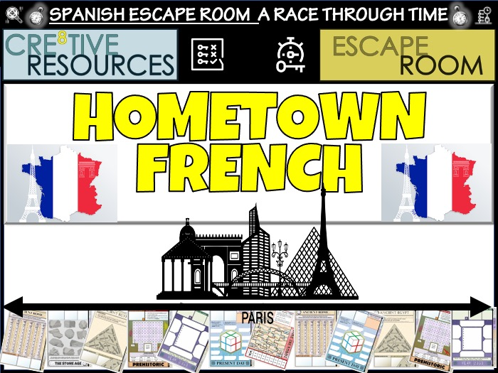 French Revision - Hometown Topic