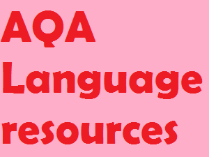 AQA Paper 2 Non Fiction Writing unit of work and resources