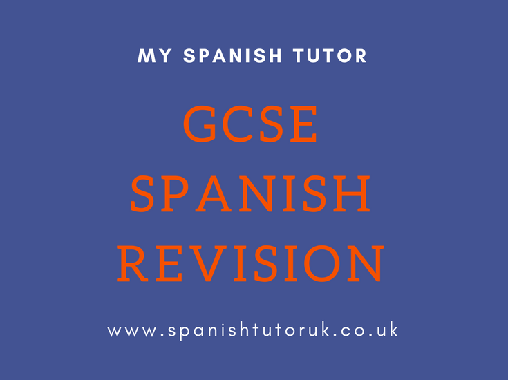 GCSE Spanish Paper 4 Revision Bundle
