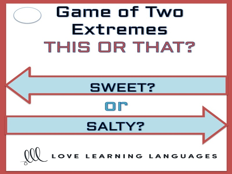 50 this or that question cards - Game of two extremes