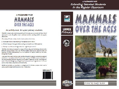 Pacemaker: Mammals Over the Ages - For Upper Primary