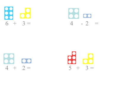numicon addition and subtraction worksheets and powerpoints