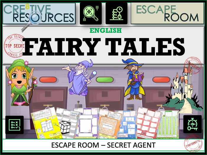 Fairy Tales - Escape Room