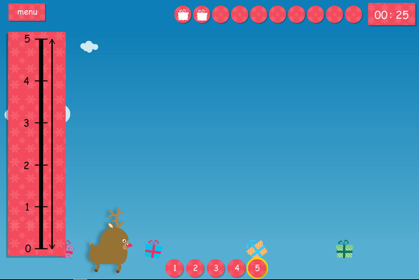 Rudolph Rescue Interactive Game - Christmas KS1/KS2