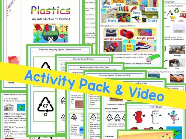 Plastics - If you were a plastic which plastic would you be?