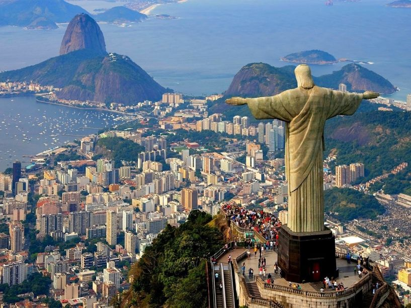 An introduction to Rio de Janerio, The growth and characteristics of Rio de Janeiro