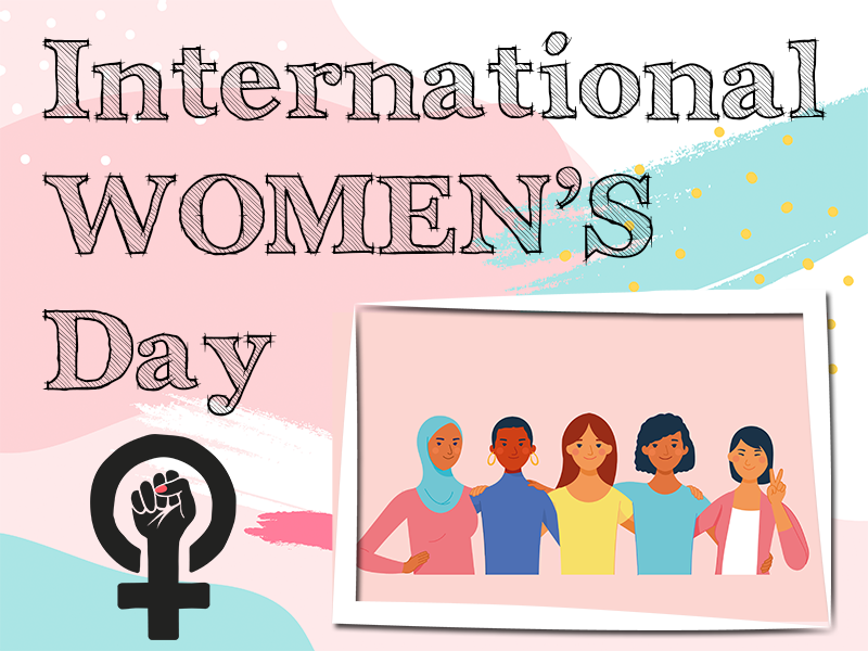 International Women's Day 2021 - Assembly Presentation