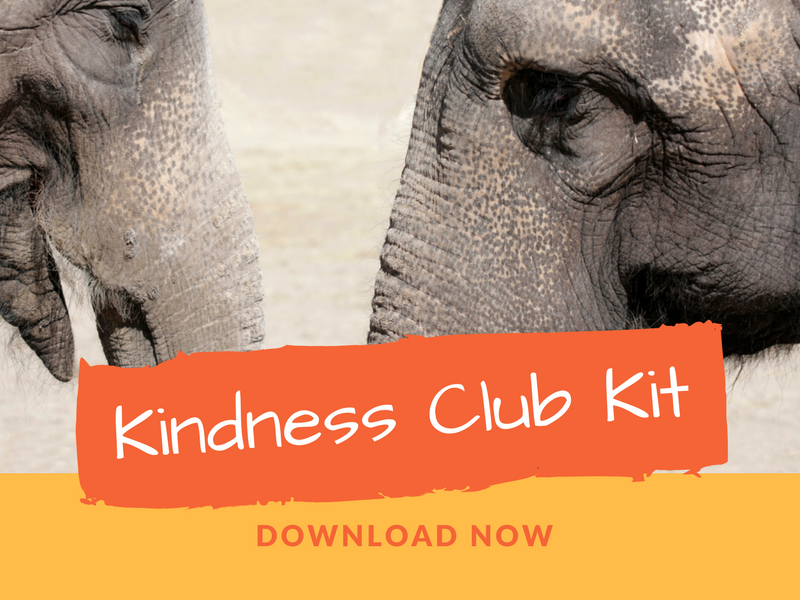 Kindness Club Kit - Tools to Start an Animal Rights Club!