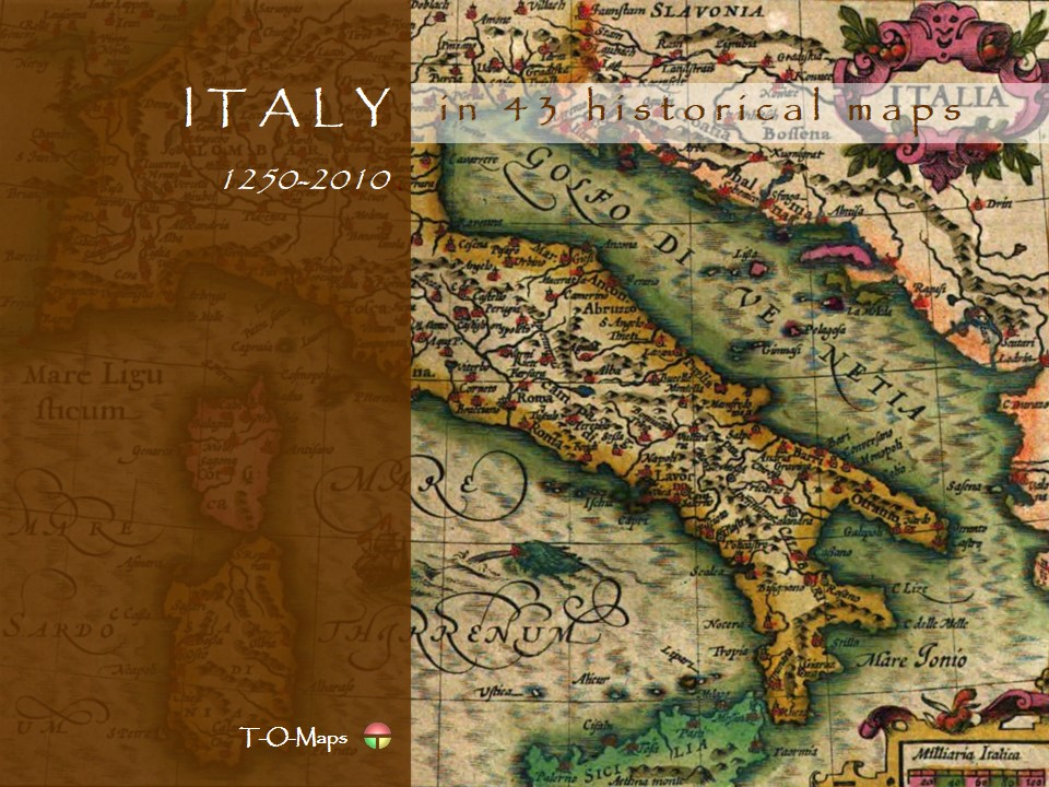 Historical e-Atlas Italy